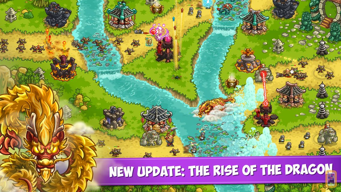 Screenshot - Kingdom Rush Vengeance