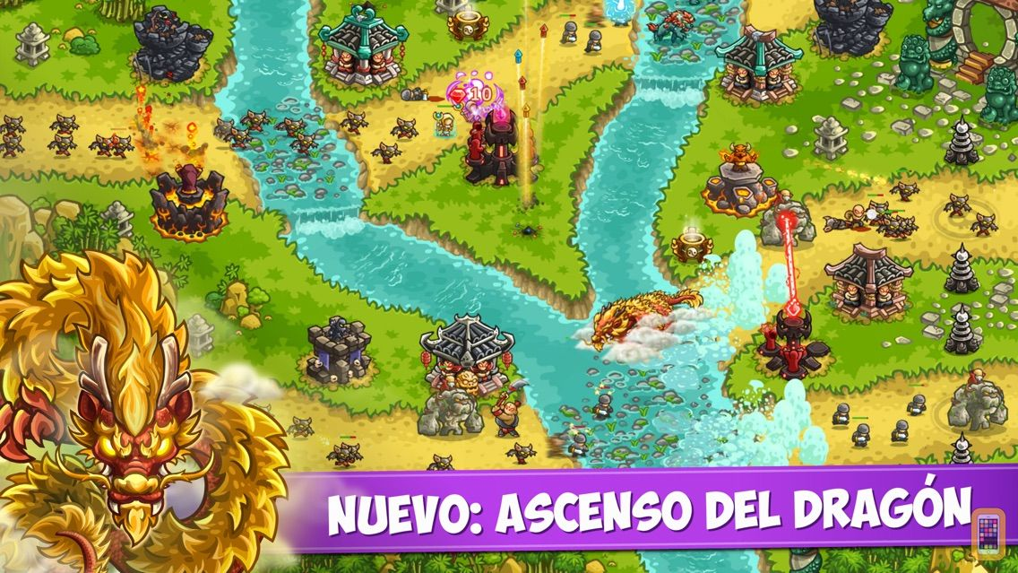 Screenshot - Kingdom Rush Vengeance TD
