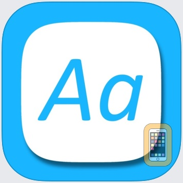 All Fonts : Install Any Fonts by Dropouts Technologies LLP (Universal)