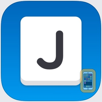 JMBL – Word Puzzle Game by Jason Ting (iPhone)