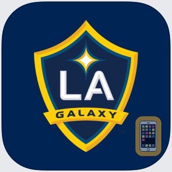 LA Galaxy by LA Galaxy (iPhone)
