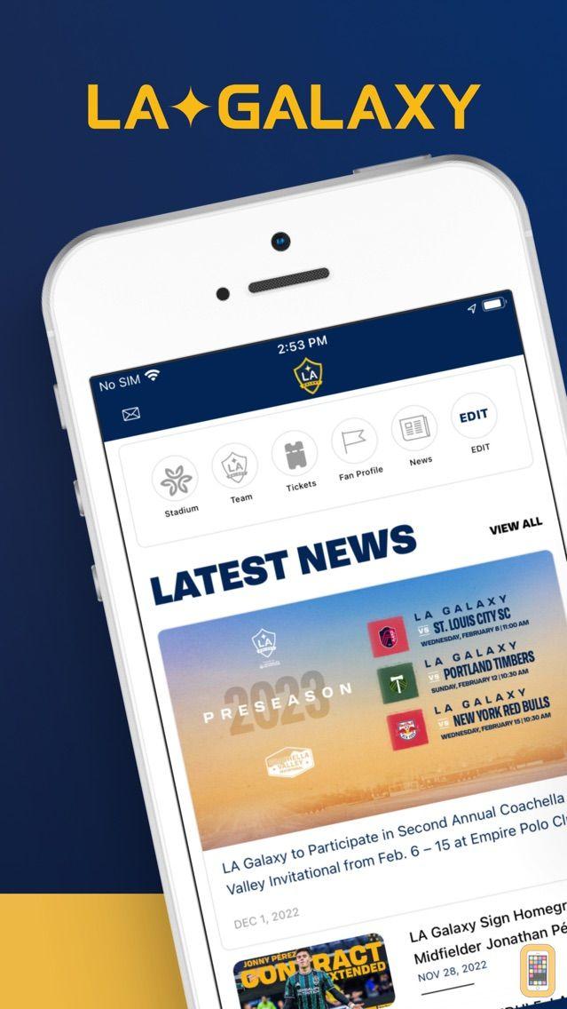 Screenshot - LA Galaxy