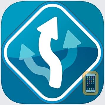 MapFactor Navigator - GPS Maps by MapFactor (iPhone)
