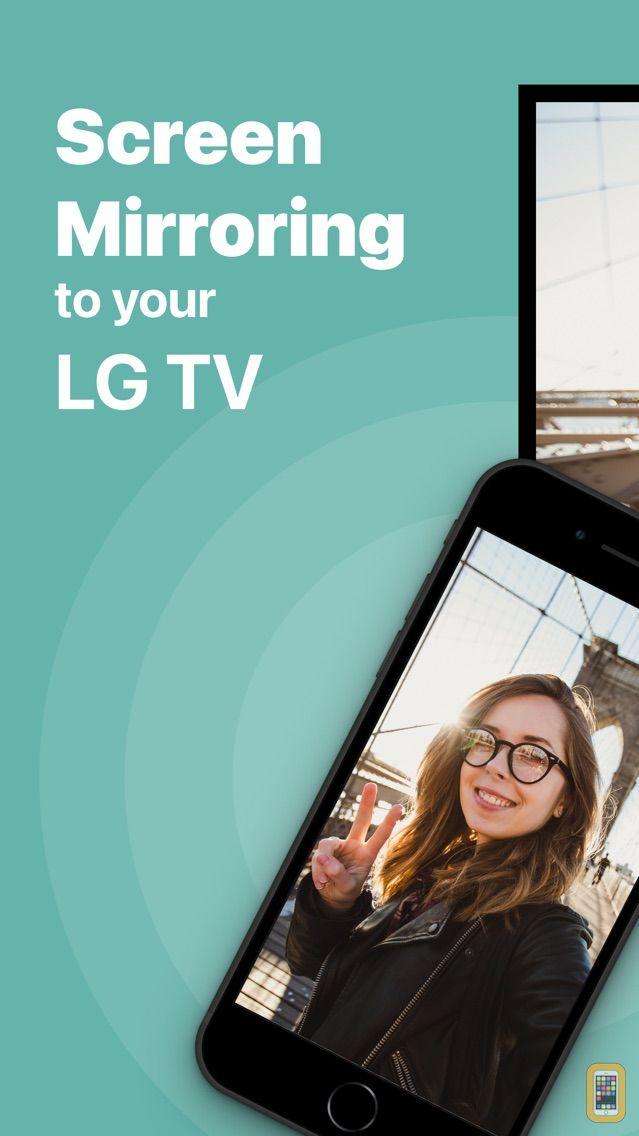Screenshot - Mirror for LG Smart TV