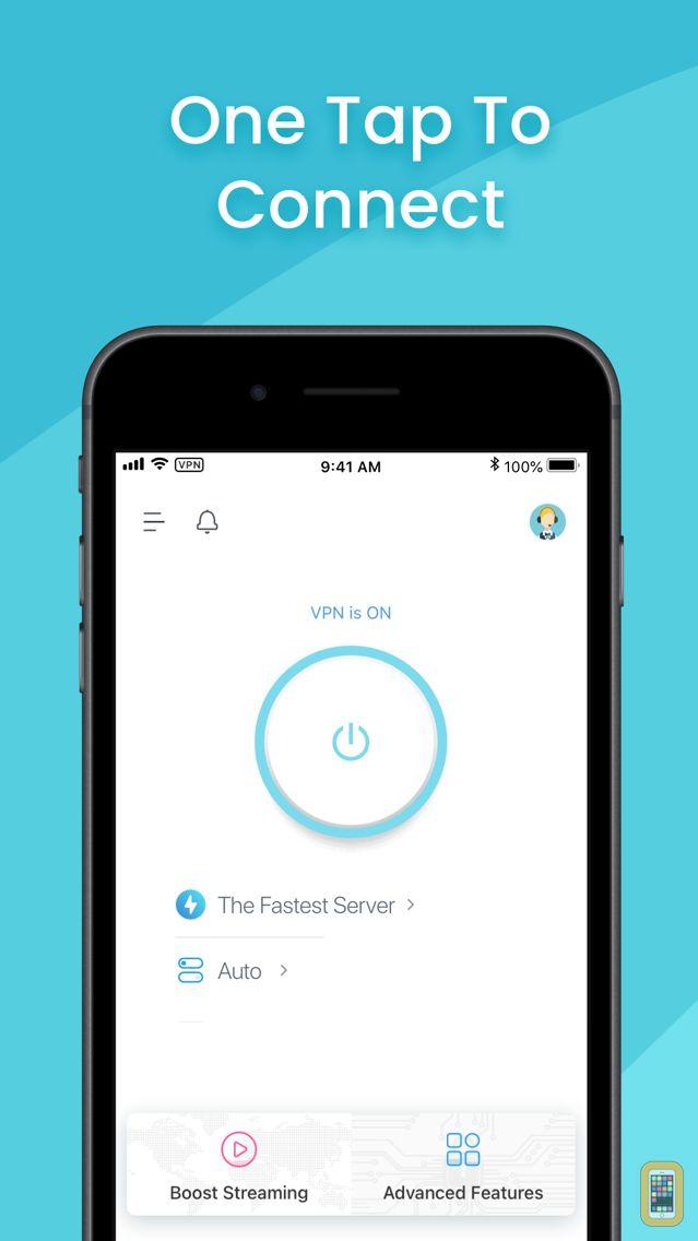 Screenshot - X-VPN -  Fast Stable VPN Proxy