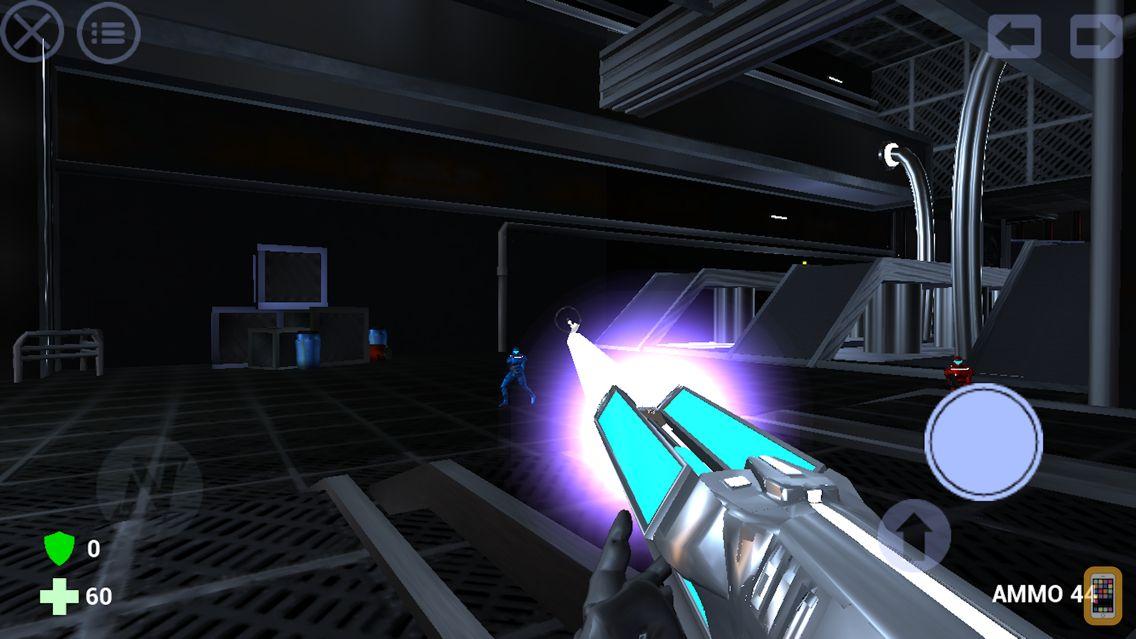 Screenshot - Neptune: Arena FPS