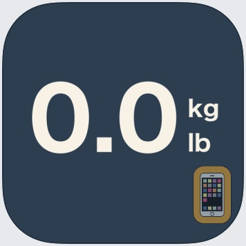 DBP Weight Scale by DBP Solutions Limited (Universal)