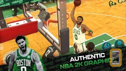 Screenshot - NBA 2K Mobile Basketball