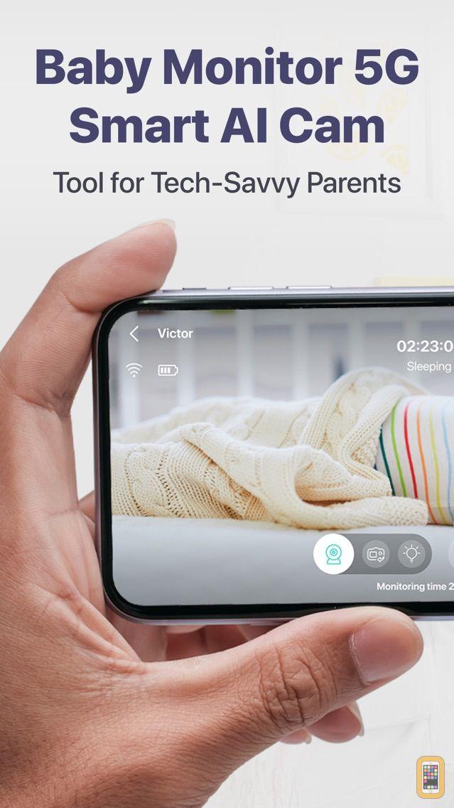 Screenshot - Baby Monitor 5G: Nanny Cam