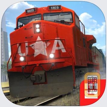 Train Simulator PRO 2018 by CONSULIT PIOTR KAZMIERCZAK MICHAL MIZERA SPOLKA CYWILNA (Universal)
