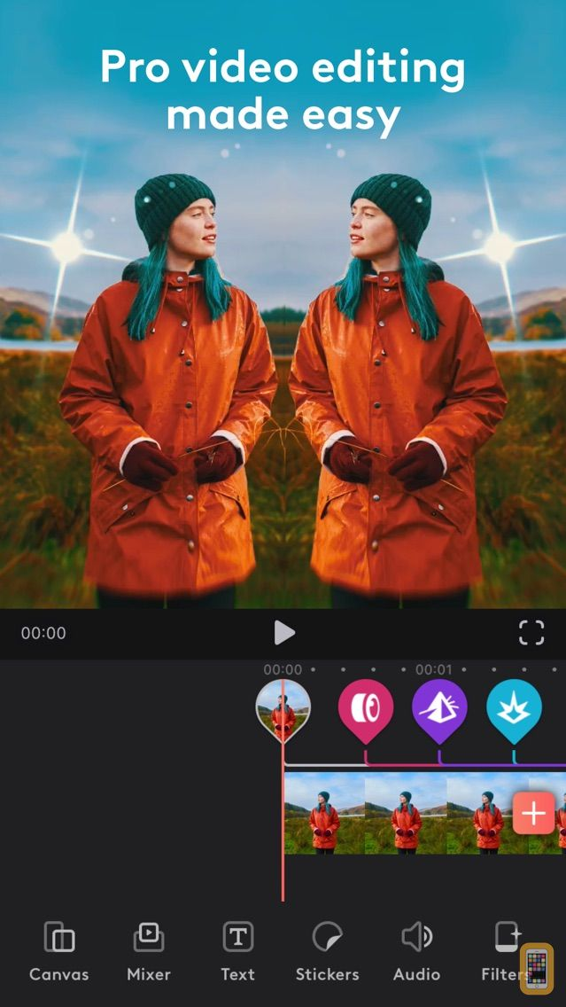 Screenshot - Enlight Videoleap