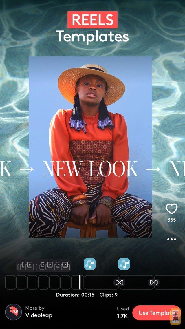 Screenshot - Enlight Videoleap Video Editor