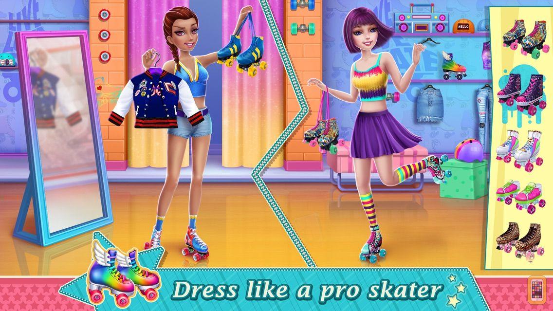 Screenshot - Roller Skating Girls