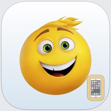 The Emoji Movie Stickers by AppMoji, Inc. (iPhone)