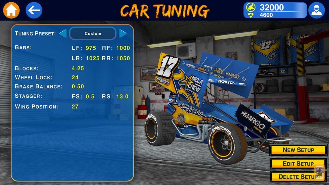 Screenshot - Dirt Trackin Sprint Cars