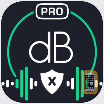 Decibel X PRO: dBA Noise Meter by SkyPaw Co. Ltd (Universal)