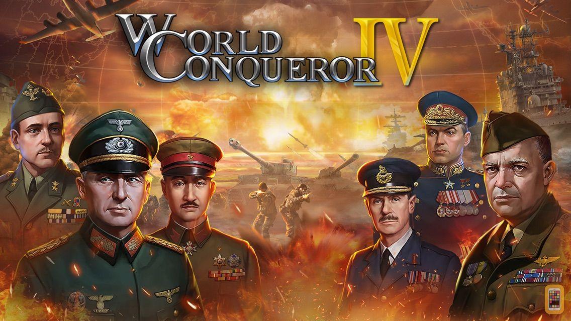 Screenshot - World Conqueror 4