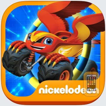 Blaze: Obstacle Course by Nickelodeon (Universal)