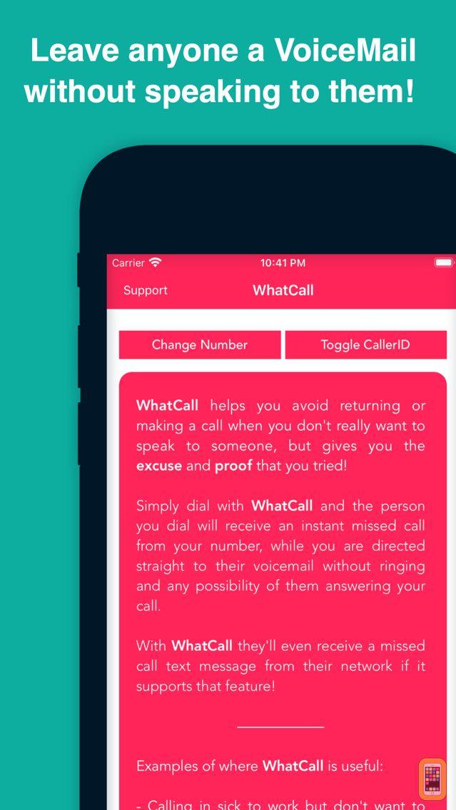 Screenshot - WhatCall
