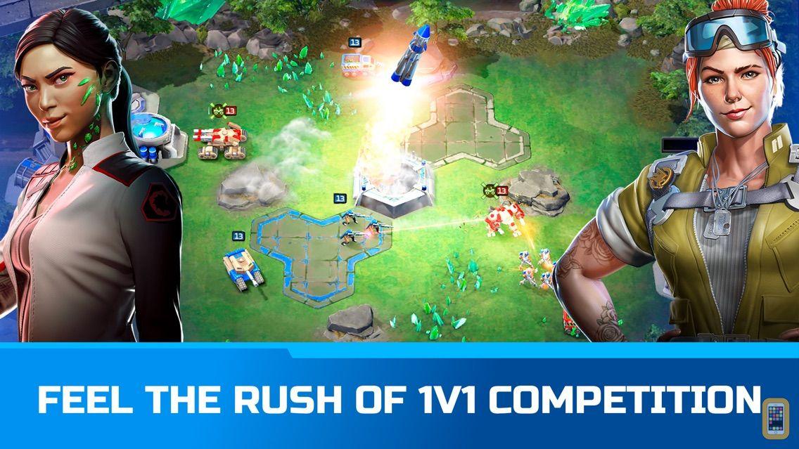 Screenshot - Command & Conquer: Rivals PVP