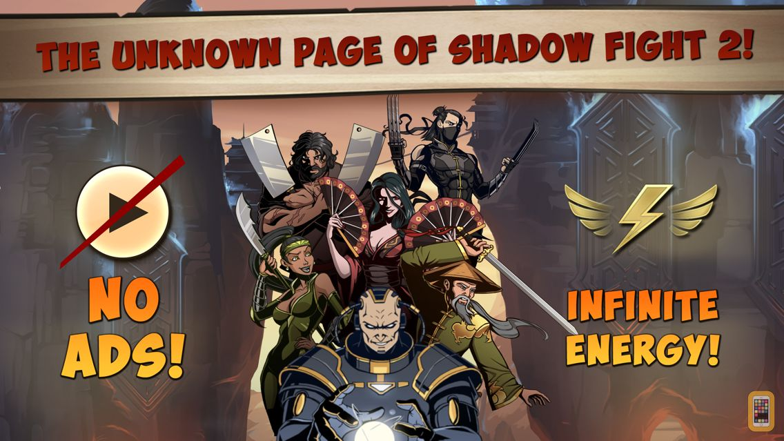 Screenshot - Shadow Fight 2 Special Edition