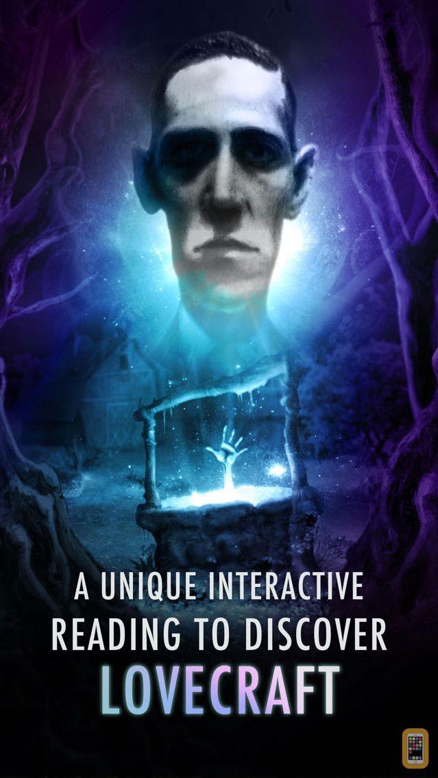Screenshot - iLovecraft 2 Immersive Reading