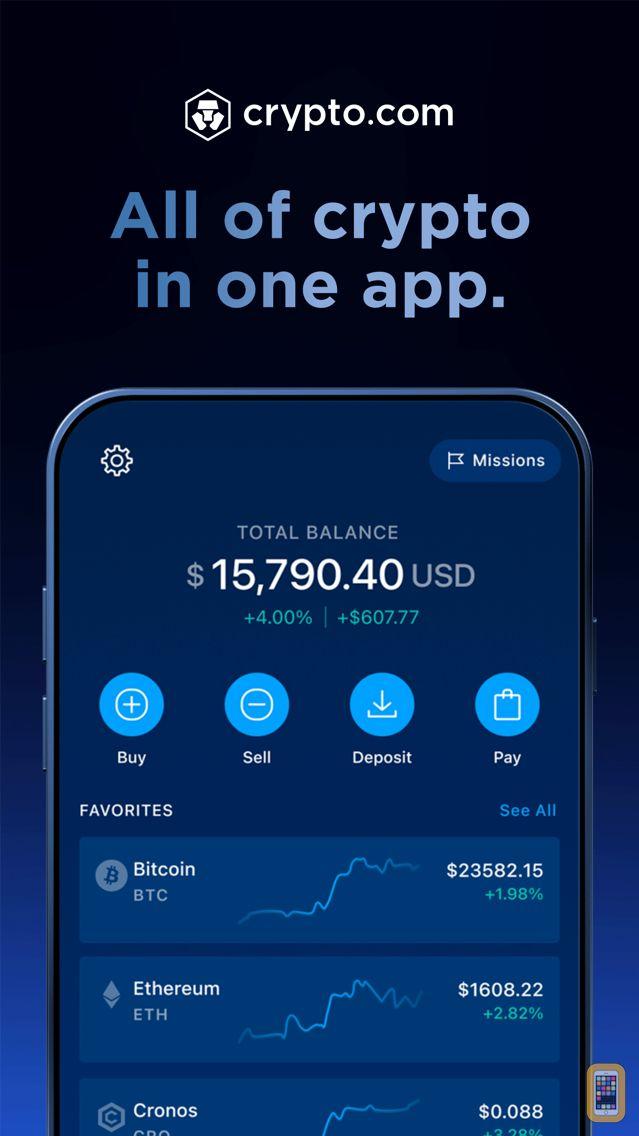 Screenshot - Crypto.com - Buy Bitcoin Now