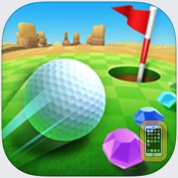 Mini Golf King - Multiplayer by Bluehole PNIX, Inc. (Universal)