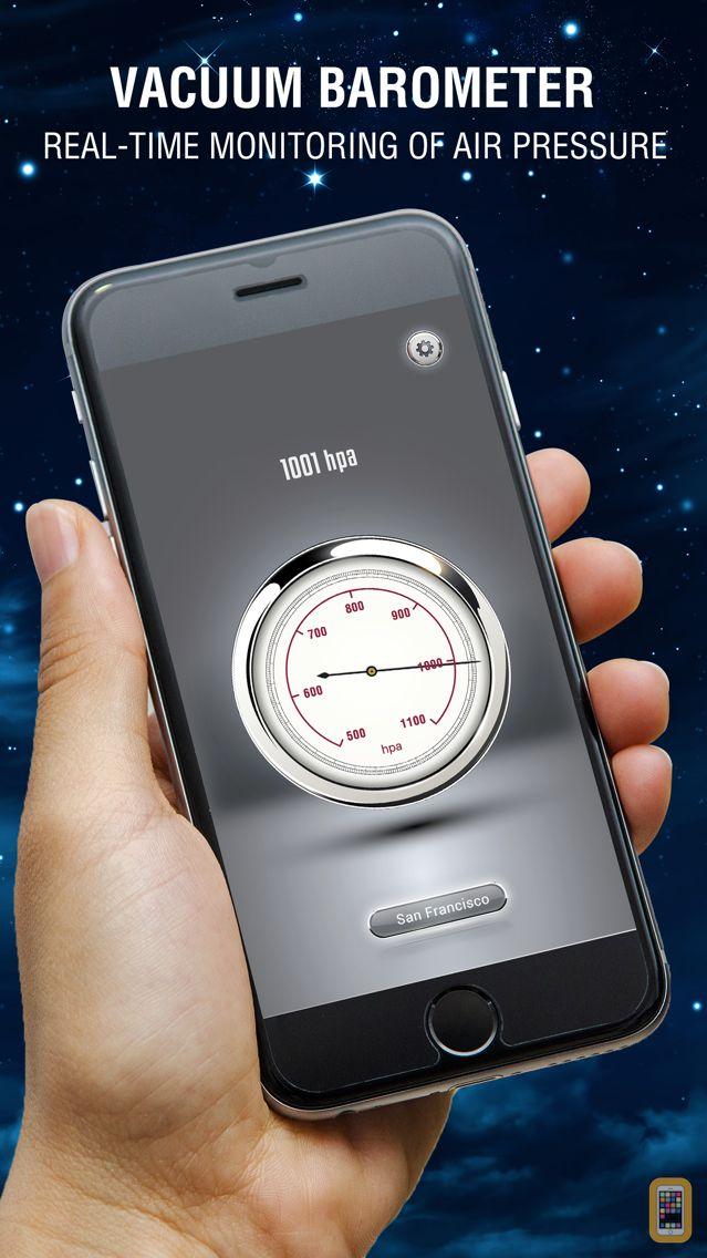Screenshot - Barometer HD