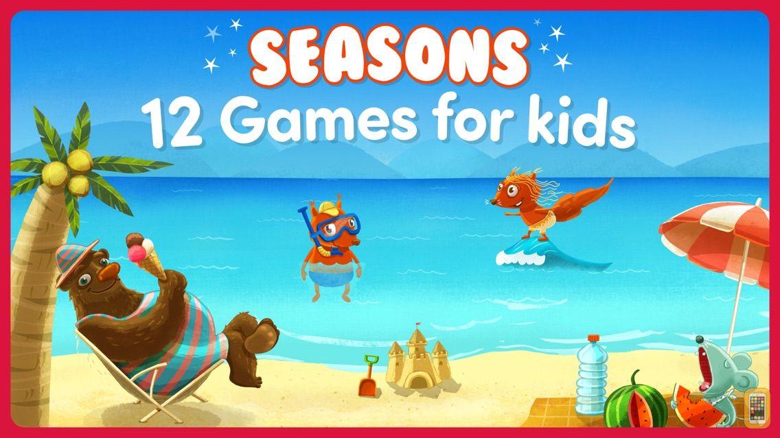 Screenshot - Toddler games preschool kids