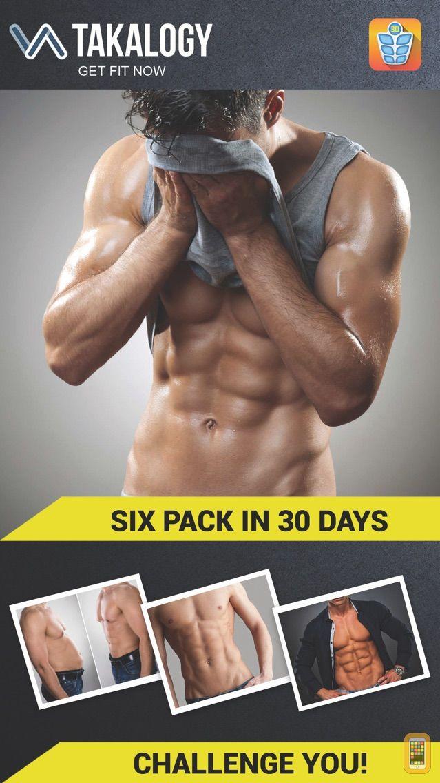 Screenshot - Six Pack in 30 Days