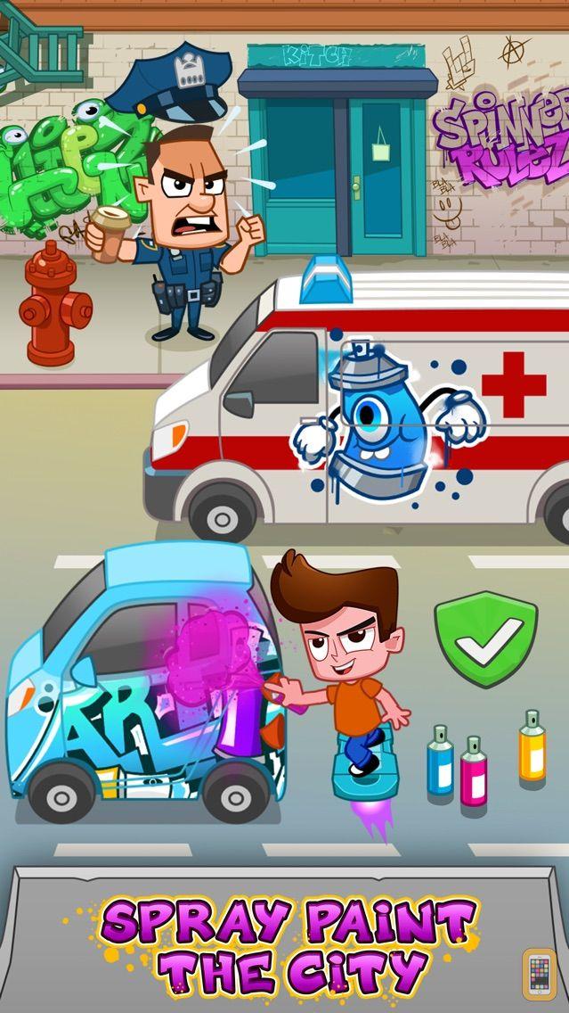 Screenshot - City Vandal