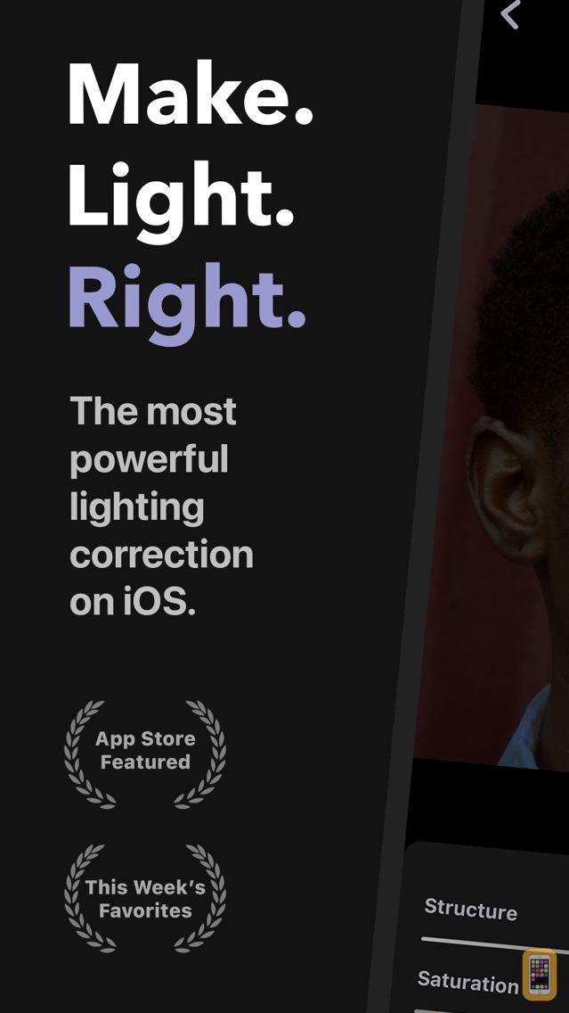 Screenshot - Brightly - Fix Dark Photos