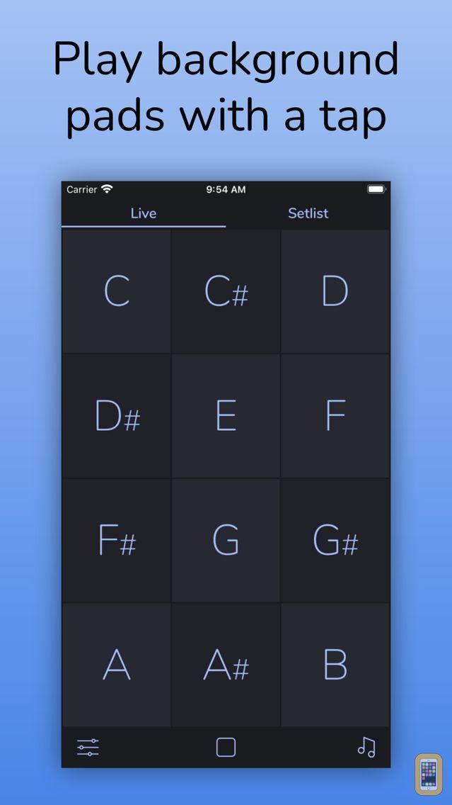 Screenshot - AutoPad — Ambient Pad Loops