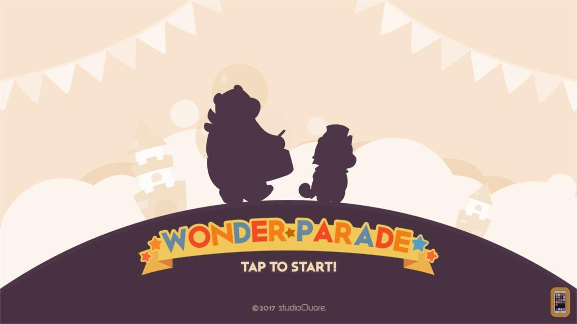 Screenshot - Wonder Parade