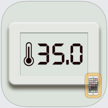 Digital Thermometer + by HouFa Chen (Universal)