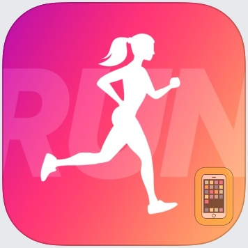 Run and Burn - Running App by Fitmeup (iPhone)