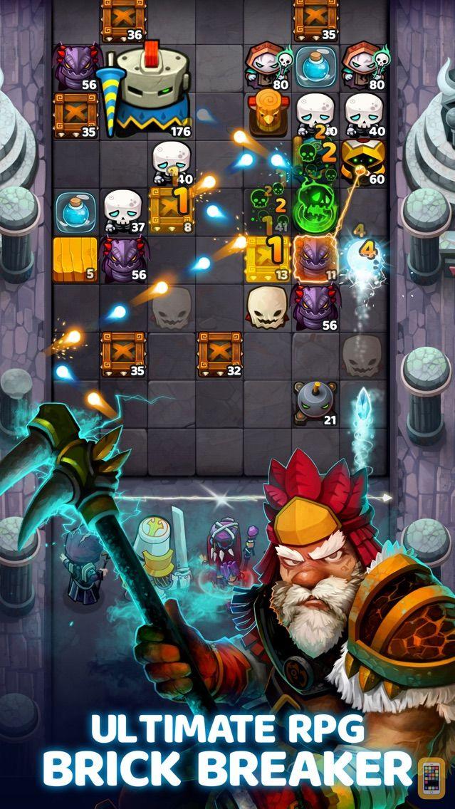 Screenshot - Battle Bouncers - RPG Breakers