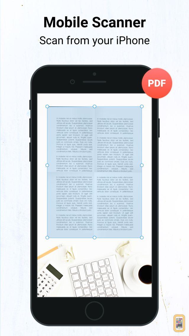Screenshot - Docs Scanner - Scan Doc to PDF