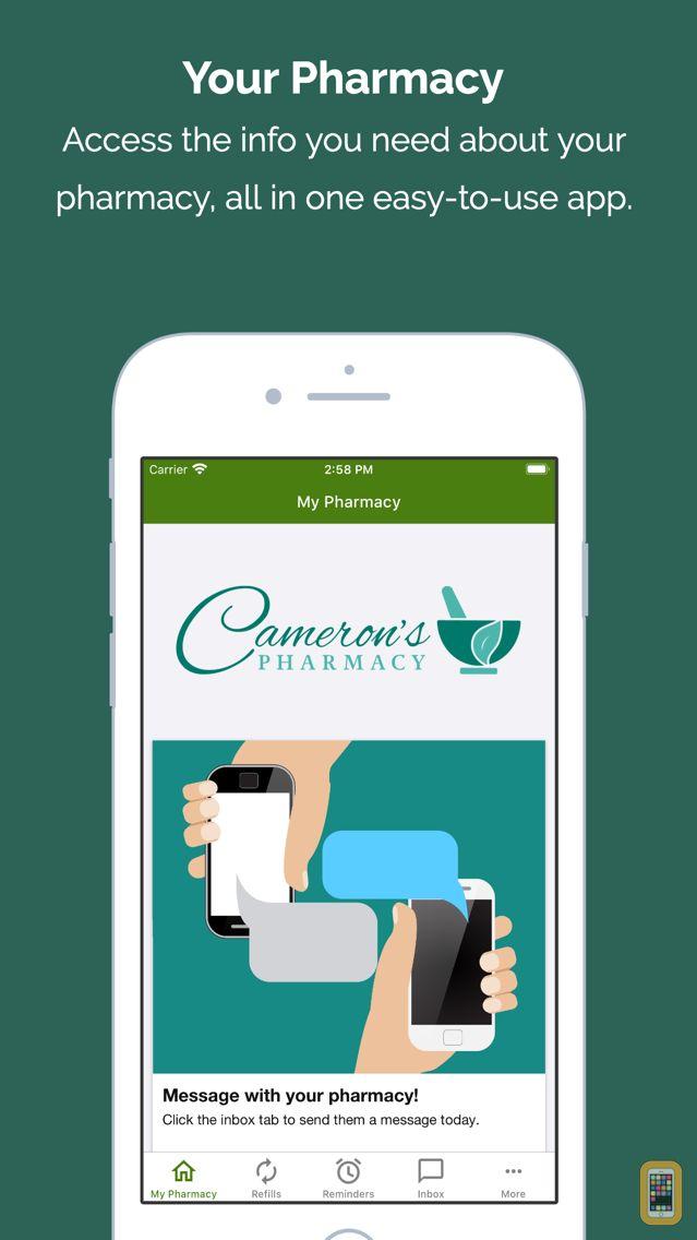 Screenshot - PocketRx - Refill Medications