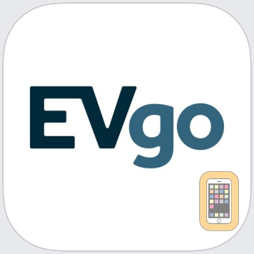 EVgo EV Chargers by EVgo (iPhone)
