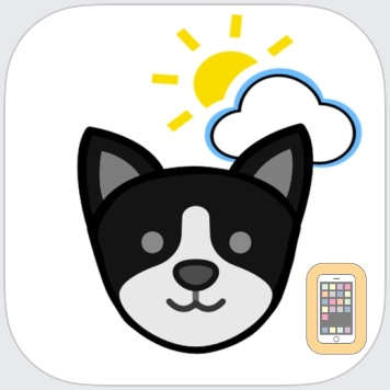 Hurricane Tracker Weather Pup by Robin Allemand (Universal)