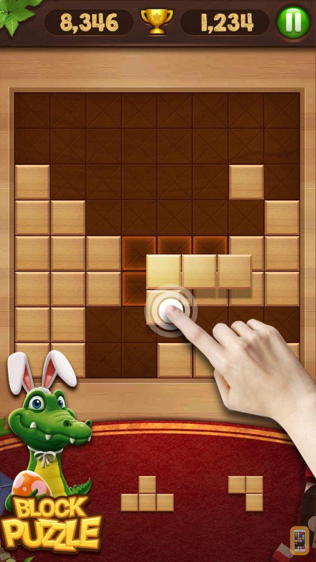 Screenshot - Block Puzzle Wood