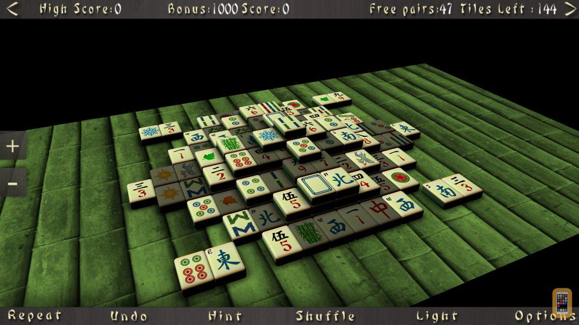 Screenshot - Mahjong Star Pro