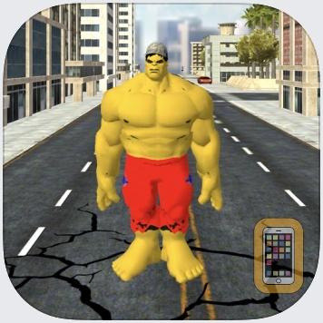 Amazing super monster by Hussain Barakat (Universal)