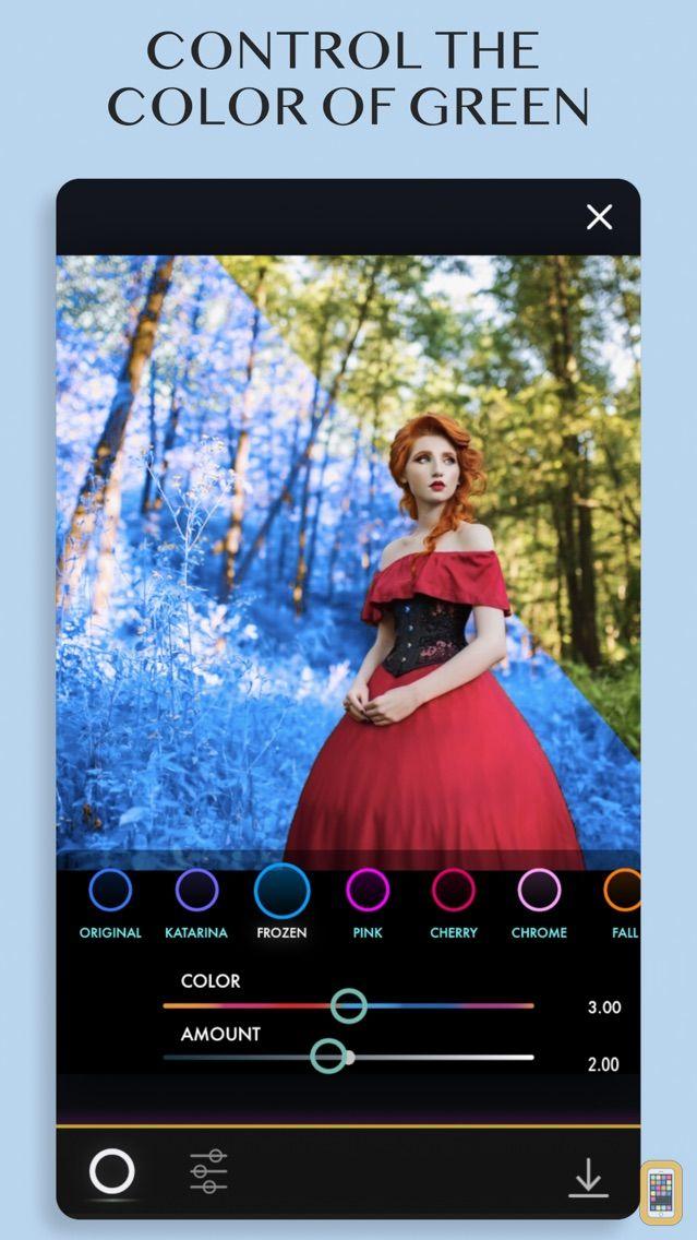 Screenshot - Full Spectrum Camera