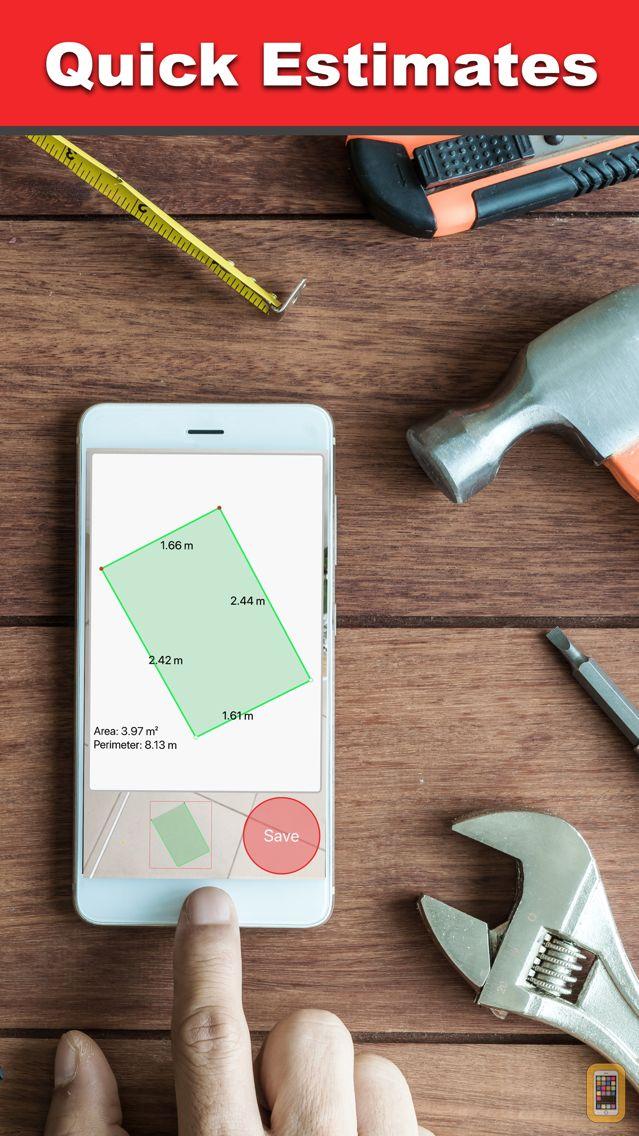 Screenshot - AR Measure