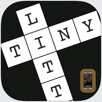 Tiny Little Crosswords by Blue Ox Family Games, Inc. (Universal)