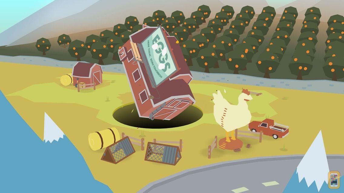 Screenshot - Donut County