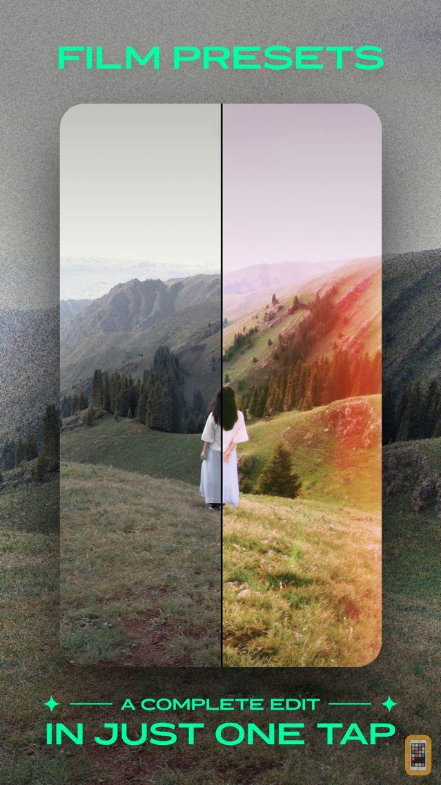 Screenshot - Afterlight — Photo Editor